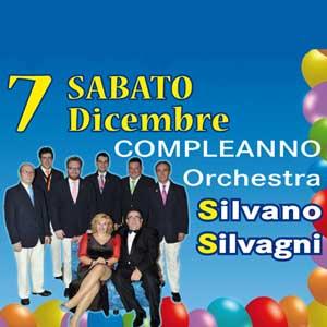 Silvano Silvagni compleanno 7 dicembre