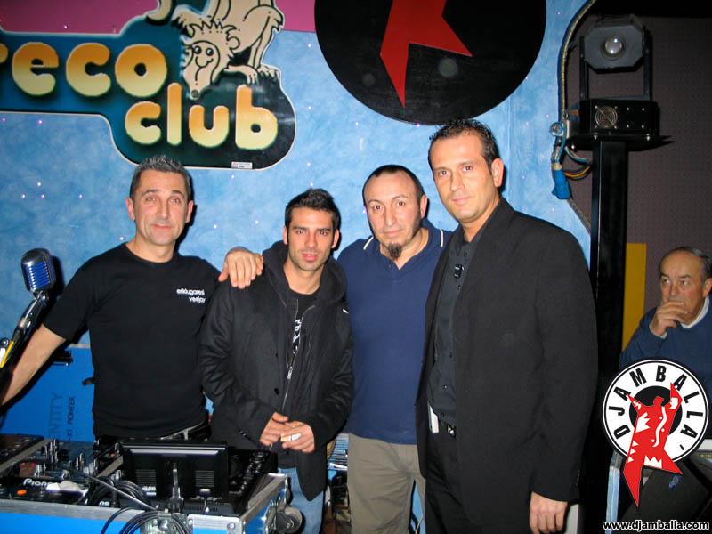 Le prossime serate DJAMBALLA Piteco Club Discoteca Ravenna