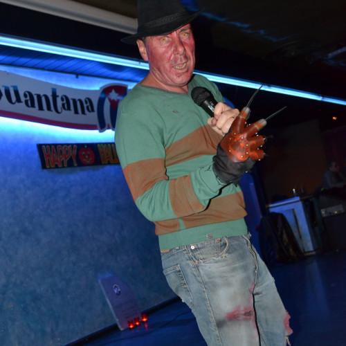 Halloween Party Guantanamera 2015 foto