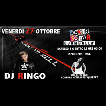 Sottosopra Party at Piteco Ven 27 Ott guest Dj Ringo (Virgin)