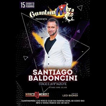 GUANTANAMERA SABATO 15 FEBBRAIO